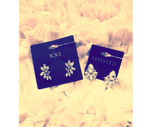 beautiful, earings, and forever21 image