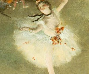 ballet and degas image