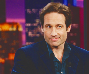 david duchovny, fox mulder, and the x-files image