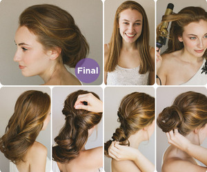 beauty, hair, and hair do image