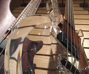 bass, clear, and electric image