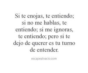 espanol, amor, and frase image