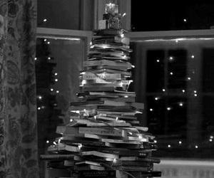 book, christmas, and light image