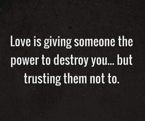love and trust image