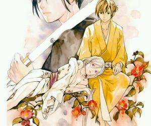 noragami and manga image