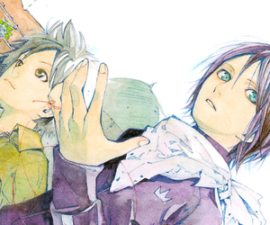 yukine, yato, and noragami image
