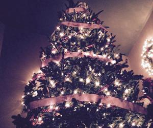 aww, christmas, and lights image