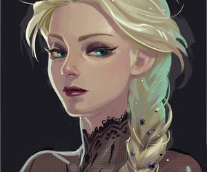 elsa and frozen image