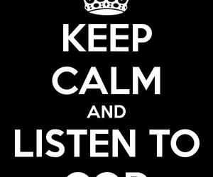 keep calm and music image