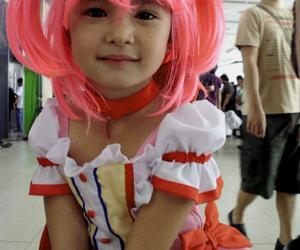 anime, cosplay, and chibi hime image