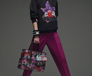 fashion, fendi, and lindsey wixson image