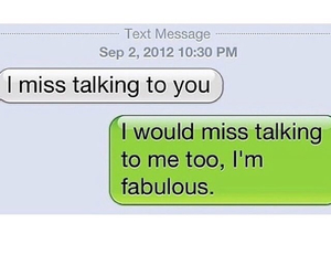 funny, sarcasm, and text messages image