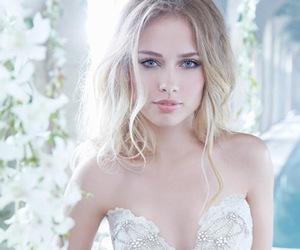beautiful, wedding, and beauty image