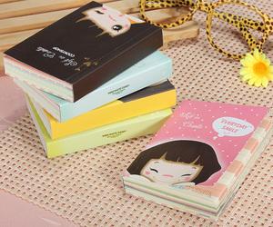 diary, journal, and kawaii image