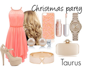 astrology, Christmas party, and bracelet image