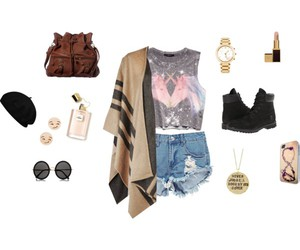 outfits, Polyvore, and short image