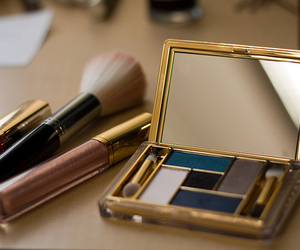 make up, cosmetics, and girly image