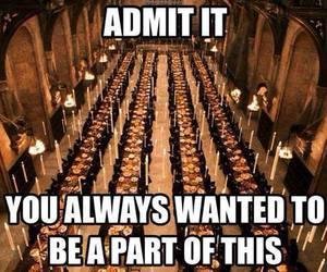 harry potter, hogwarts, and true image