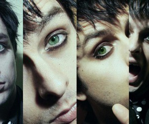 green day and billie joe amstrong image