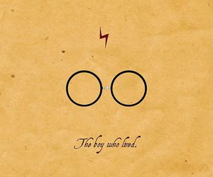 harry potter, hp, and the boy who lived image