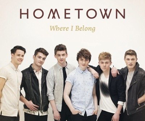 hometown, fangirling, and where i belong image