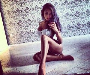 girl, beautiful, and body image