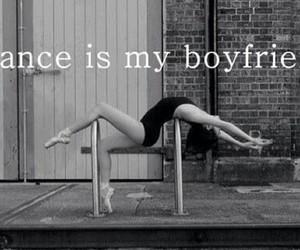 dance, boyfriend, and girl image