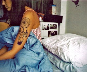 tattoo and dreamcather image