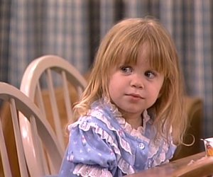 baby girl, full house, and michelle image