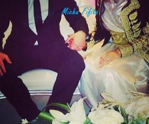 couple, mariage, and algerie image