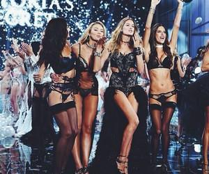 Victoria's Secret, angel, and alessandra ambrosio image