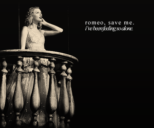 love story, romeo, and Taylor Swift image