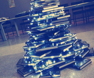 book, happy, and holidays image