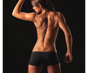 fitness, fit, and back image