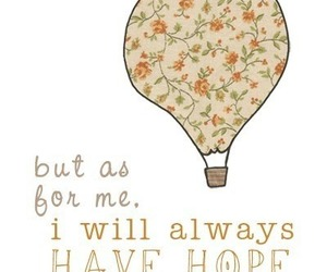 hope, quote, and god image