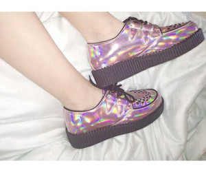 shoes, grunge, and pale image