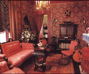 interior and vintage image