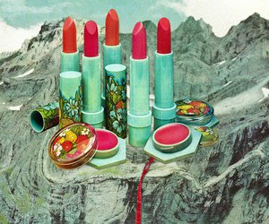 beauty, eugenia loli, and Collage image