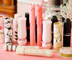 makeup, kawaii, and cute image