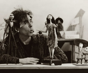 tim burton and jack image