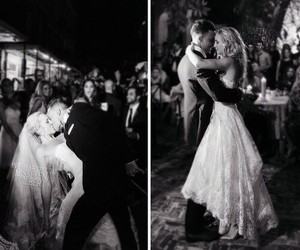 couple, wedding, and tvd image
