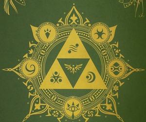 Legend of Zelda and video game image