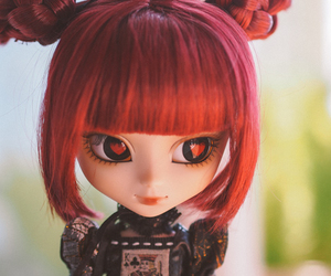 doll, pullip, and lunatic queen image