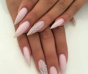 adorable, nails, and pretty image