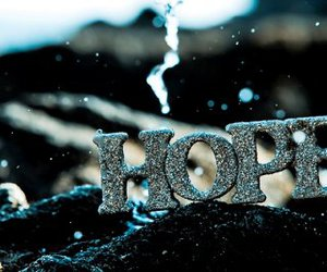 hope and water image