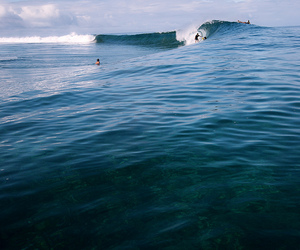 ocean, sea, and surf image
