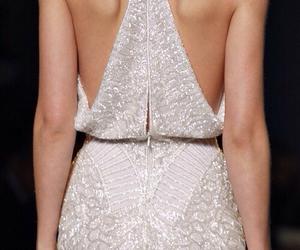 dress, fashion, and elegant image