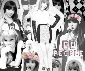2ne1, bom, and Collage image
