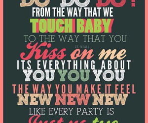 one direction, everything about you, and 1d image