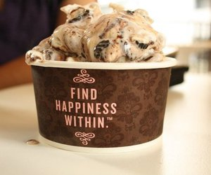 delicious, icecream, and happiness image
